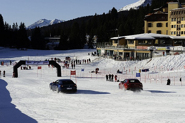Madonna di Campiglio - Ferrari gearing up for 2012 season