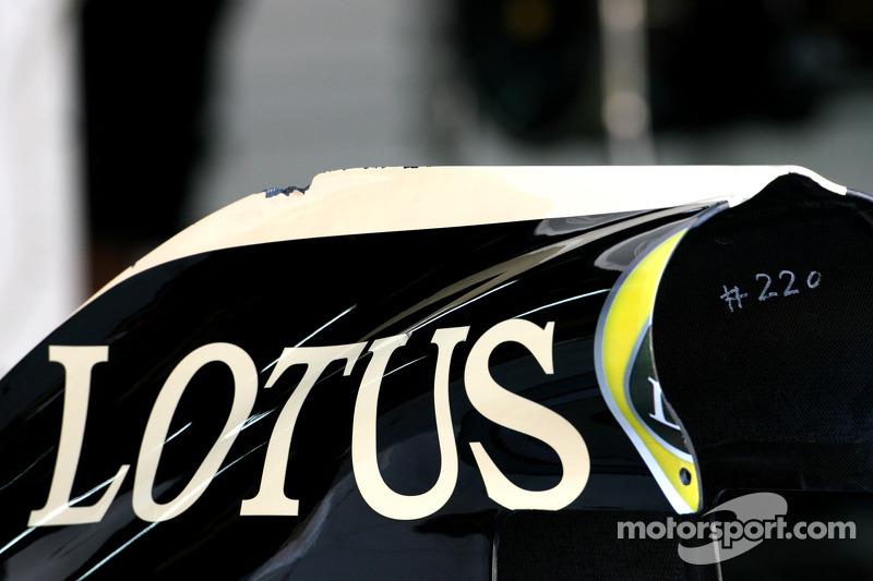 Lotus Racing adds Dragon Racing to team list