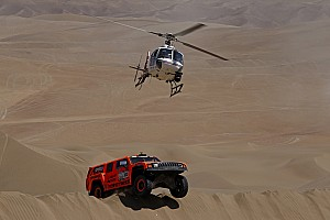 Dakar Team SPEED stage 10 report