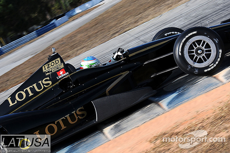 Lotus HVM Racing Sebring shakedown notes