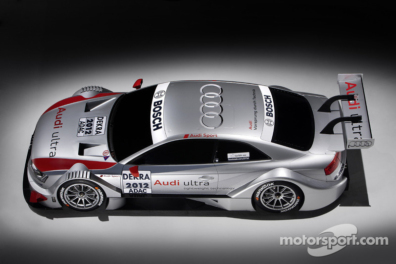 Audi A5 DTM monocoque sets new standards