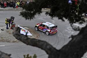 WRC MINI Monte Carlo Rally final summary