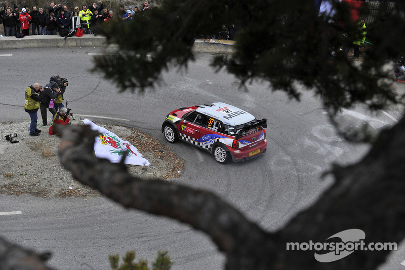MINI Monte Carlo Rally final summary