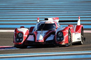 WEC Toyota unveils the TS030 Hybrid prototype with first race at Spa