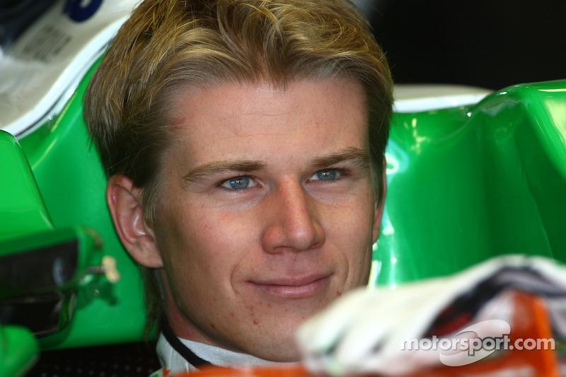 Hulkenberg race deal for one season only