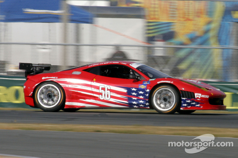 Ferrari 358 GrandAm set for debut at Daytona 24