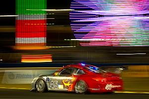Grand-Am Flying Lizard Motorsports Daytona 24H hour 6 report