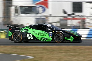 Grand-Am Extreme Speed Motorsports Daytona 24H hour 18 report