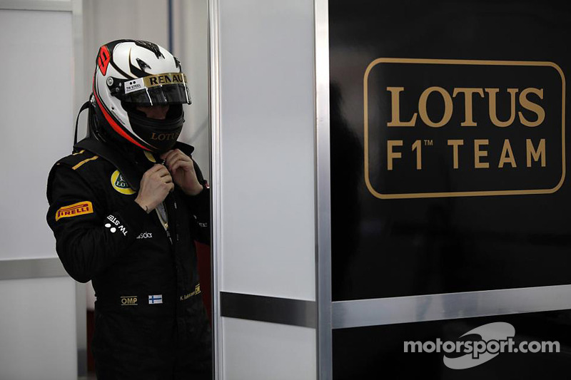 Lotus announces management changes