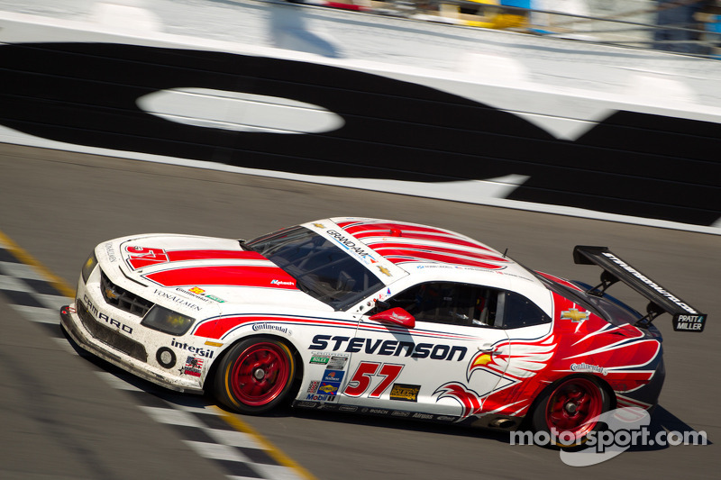 Stevenson Motorsports Daytona 24H race report
