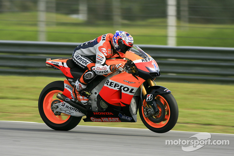 Repsol Honda Sepang test day 2 report
