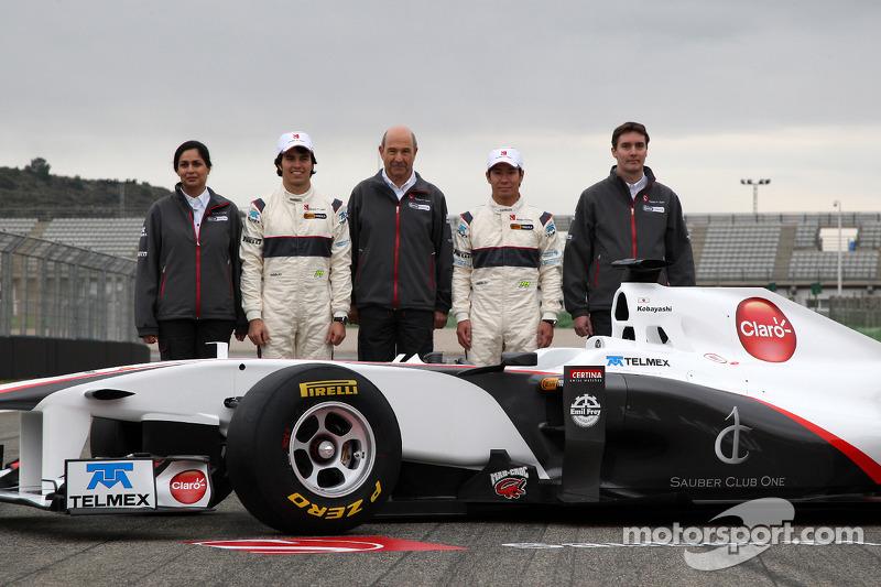 Sauber not replacing departed tech boss Key