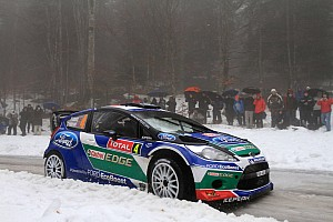 WRC Ford aims for sixth consecutive Rally Sweden victory