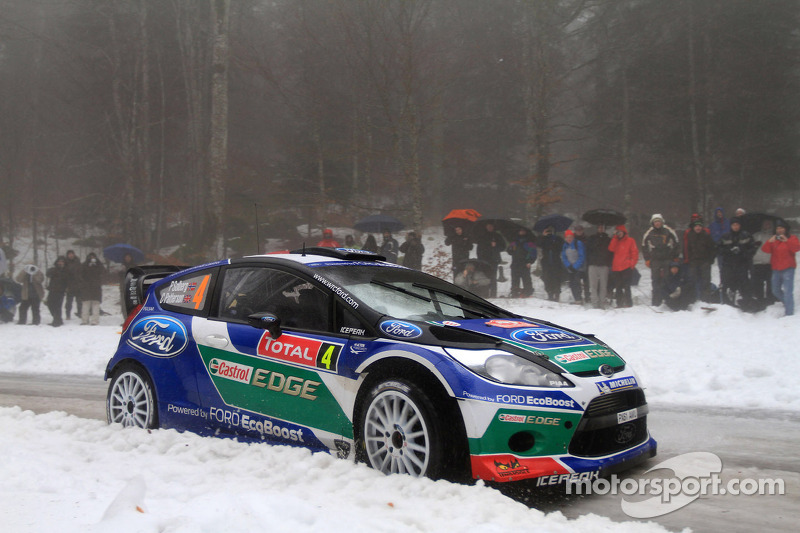 Ford aims for sixth consecutive Rally Sweden victory