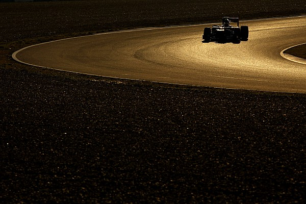 Photos from testing at Jerez - Day 3