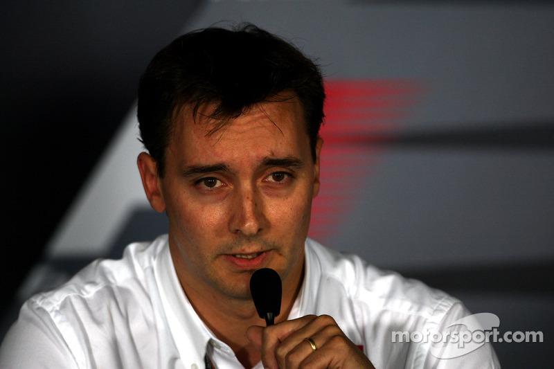 Sauber F1 Team reorganises its technical department
