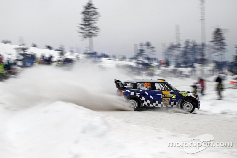 MINI Rally Sweden final summary