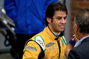 GP2 Felipe Nasr joins DAMS