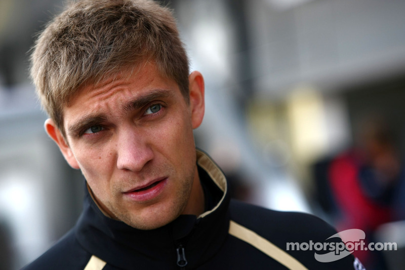 Caterham dumps Trulli for Petrov