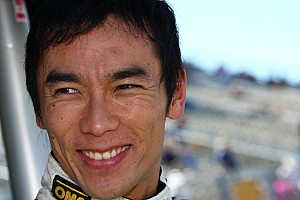 Sato and RLL complete 1st day of testing at Birmingham