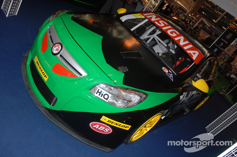 Exciting Times for BTCC Newcomers Thorney