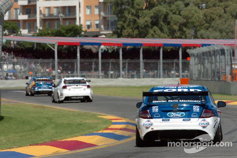 Lucky 7 Racing Adelaide race 2 report