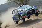 Solberg takes the qualifying stage win in Rally Mexico