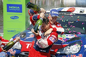 WRC Citroen Rally Mexico final summary