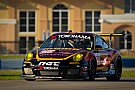 Moretti's history with Porsche includes Sebring 12H race