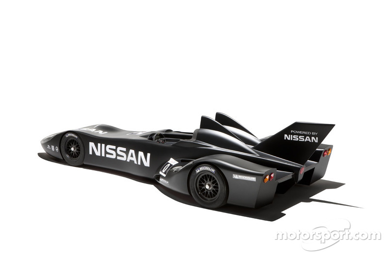 Nissan backs ground-breaking DeltaWing prototype