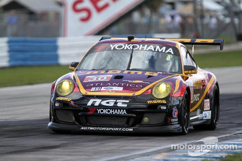 MOMO returns to racing will full season effort