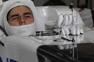 Formula 1 Sauber Australian GP - Melbourne qualifying report
