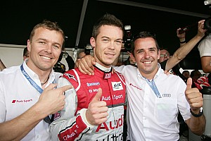 Audi Sebring qualifying report