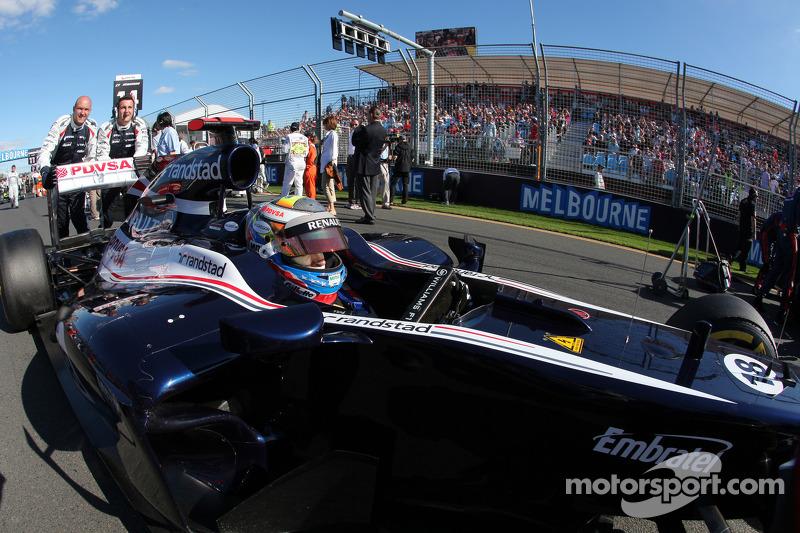 Pundits agree Williams made 'huge leap'
