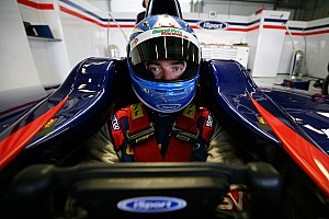 Jolyon Palmer eyes podiums at opening GP2 weekend in Malaysia