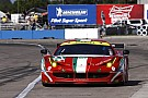 Ferrari teams Sebring race report