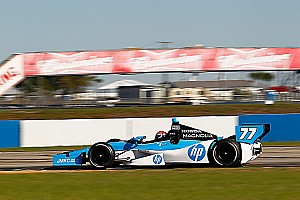 Pagenaud to begin full season at St. Pete