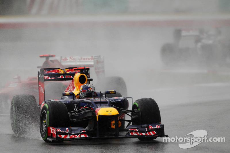Red Bull Malaysian GP - Sepang race report