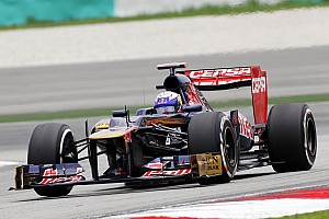 Toro Rosso Malaysian GP - Sepang qualifying report