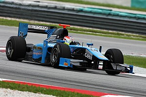 GP2 Ocean Racing Technology Sepang event summary