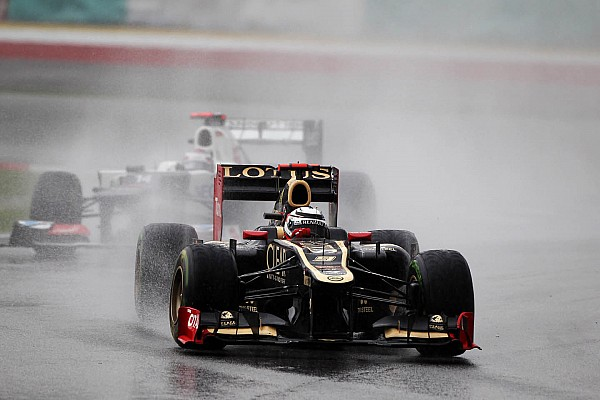 Lotus:  Emerson Fittipaldi assessment post Malaysian GP