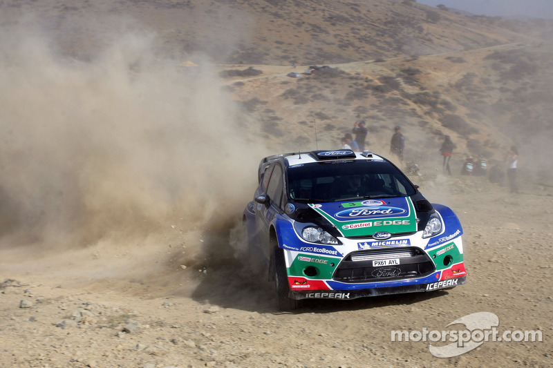 Algarve adventure awaits Ford's pacy duo in Portugal