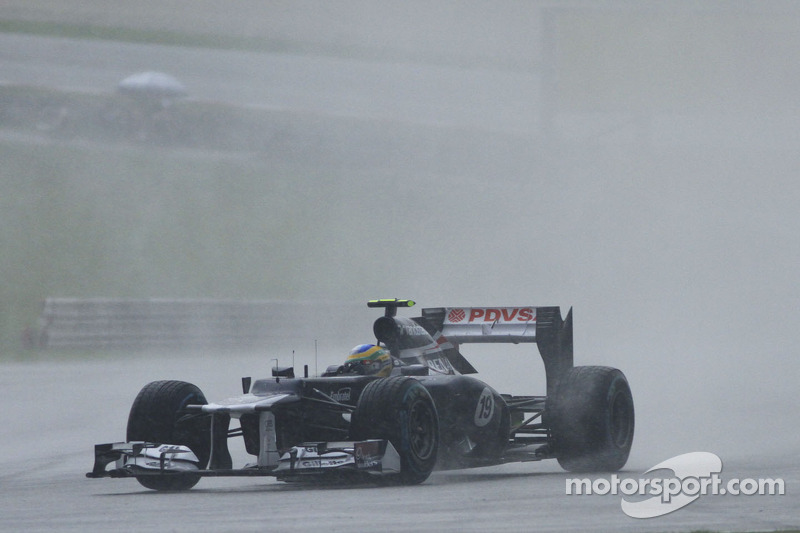 Senna hopes strong result silences critics