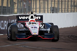 IndyCar Series Birmingham Friday report