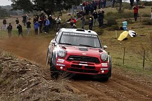 WRC Prodrive MINI Rally de Portugal leg 3 summary