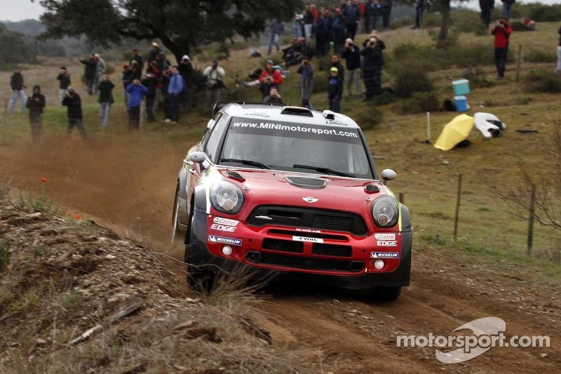 Prodrive MINI Rally de Portugal leg 3 summary