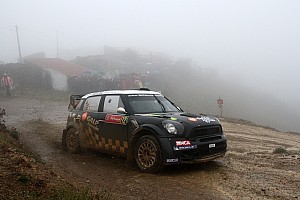 Team MINI Portugal Rally de Portugal final summary