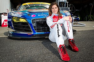 Super GT Blog Cyndie Allemann Racing diary, episode 2012-03