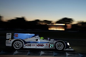 WEC Strakka Racing Sebring race report
