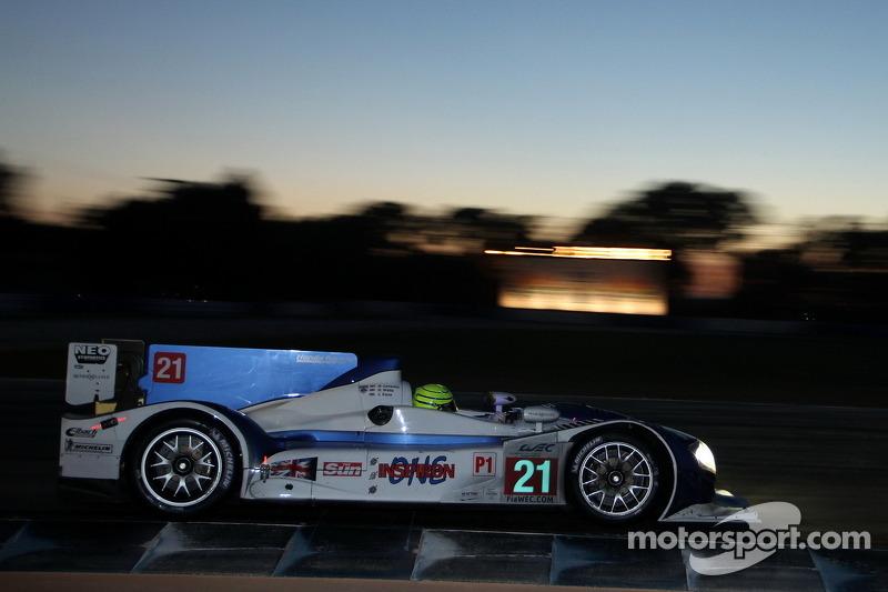 Strakka Racing Sebring race report